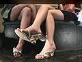 演出の無い姦な脚1