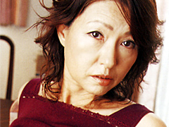 【エロ動画】マザコン 里中亜矢子 57歳の人妻・熟女エロ画像