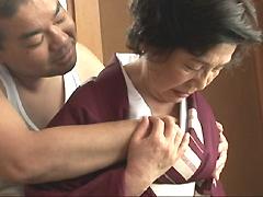 【エロ動画】還暦熟女 年季の尺八10人のエロ画像