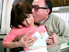 【エロ動画】義父に犯される THE BEST FUCKの人妻・熟女エロ画像