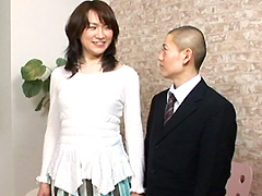 【エロ動画】姉さん女房は長身痴熟女40歳のエロ画像