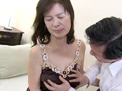 【エロ動画】熟年夫婦の官能バイブル 野々宮ミツ子のエロ画像
