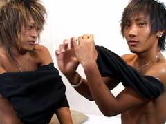 【イケメン ゲイ 射精】今風イケメン ロミオ・しょうた
