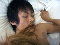 【たいち動画】ツルツル桃尻青年がメスに美根をぶっ刺す!-ゲイ