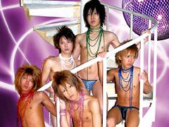 【アナル】DDE3-1stStage-ストリップダンス&卑猥ゲーム