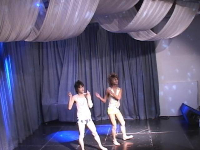 DDE3-4thStage-カップルストリップ&SEXショー