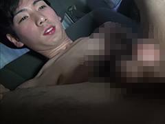 車内オナニーシリーズ!~18歳のともひろくん~