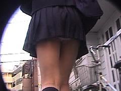パンチラ路上盗撮スペシャル Vol.3
