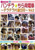 パンチラ☆ちら見電車 ~チラチラ片道切符~ Vol.2