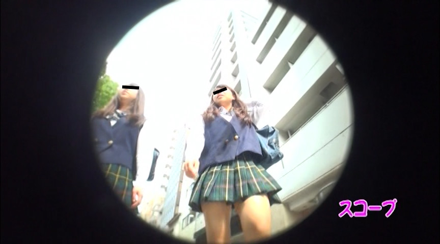 女子校生逆さ撮り ピーカンパンチラ Vol.2 の画像9