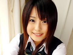 【エロ動画】はにかみエロ娘 仲咲千春のエロ画像