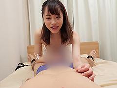 桐山結羽ちゃんの拘束M男くすぐり!!ラスト乳首舐め!