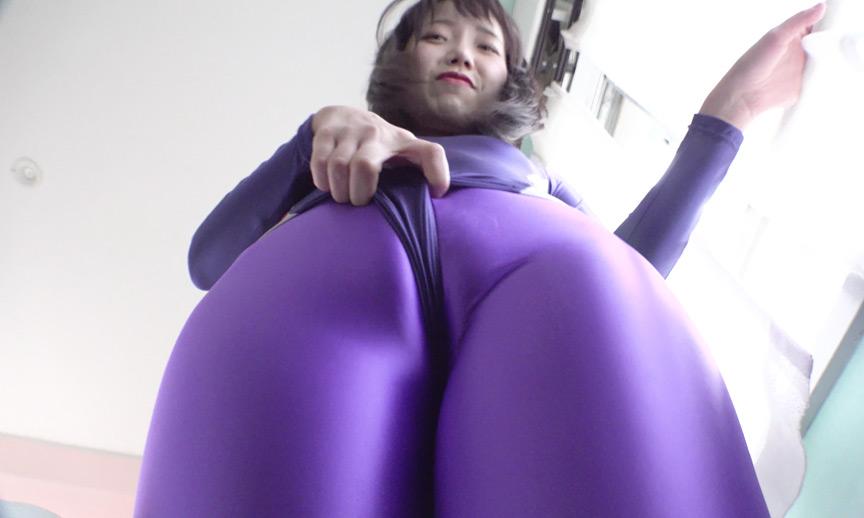 夏原唯ちゃんの競泳水着で耳・脇・アナル周りくすぐり!