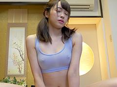 フェチ:人気モデル 桐山結羽ちゃんのスポユニエアーセックス!