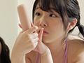 人気女優 平花チャンのエッチな舌でソーセージ舐め! サンプル画像0001
