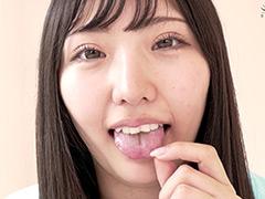 【歯・舌ベロ】素人モデル まみチャンの歯・舌ベロ観察