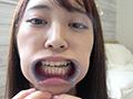 加賀美さらチャンの口内・歯観察&電マ当て!
