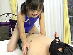 くすぐり:須崎美羽チャンの極エロM男くすぐり攻め→手コキ!!