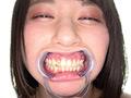 新人AV女優 霜月まどかチャンのはじめての口内・歯観察 霜月まどか