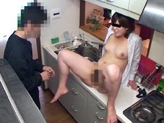 【エロ動画】自宅露出 セルフ盗撮2のエロ画像