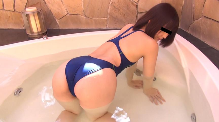僕の妹の競泳水着 裕奈22歳 プリ尻銀行OL1 @お勧めエロ水着動画