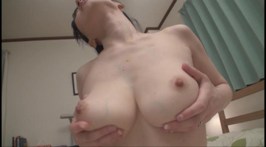 巨乳の熟乳エロ接写