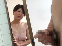 【エロ動画】母さんはミタ…!!! 母子洗体風呂 vol.3のエロ画像