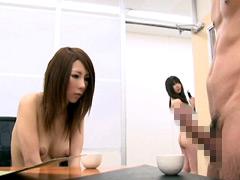 【エロ動画】日本国民全裸の日7 痴女バージョンのエロ画像