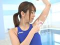 競泳水着の女 波多野結衣