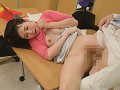 貧乳:超絶敏感乳首が胸ポチしちゃった女子