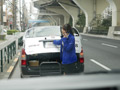 勤務女子 働く女性のイキ方 印刷会社勤務 里緒 26歳 2