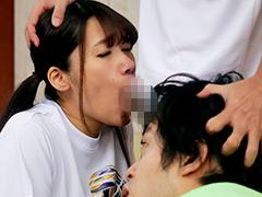 交際禁止校で違反した生徒 彼氏の目の前で胸糞NTR