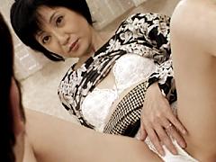 【エロ動画】義母の愛〜もっと強く抱きしめたい〜の人妻・熟女エロ画像