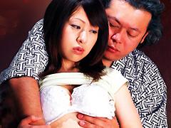 【エロ動画】義父と嫁3のエロ画像