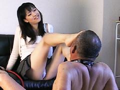 女子大生 ゆな の家畜奴隷遊び