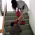 小剛流浪記04-1 小剛が逃げ、女子大学生にホテルへ