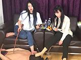 小剛流浪記第12集 二人女の大学生に引き取られた 【DUGA】