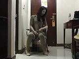中国超美人深セン妍妍の専属便器になった 【DUGA】