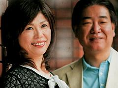 【エロ動画】熟年者の再婚性活物語のエロ画像