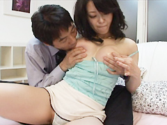 【エロ動画】熟年者の新婚性生活のエロ画像
