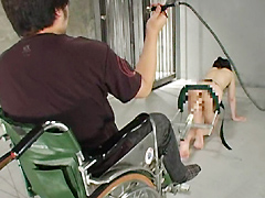 【エロ動画】完全人格否定 〜馬車女〜のSM凌辱エロ画像