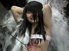 【エロ動画】野外露出苛烈調教 4時間志摩特選集のエロ画像