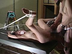 変態産婦人科 アクメ電動ハンド治療