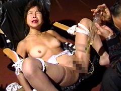 【エロ動画】人妻奴隷交換 悦虐調教のエロ画像