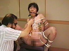 【エロ動画】完全会員制人妻M専科 過激調教2のエロ画像