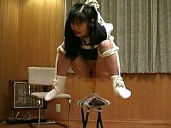 【エロ動画】緊縛奴隷女子校生 極悪教師の陵辱レッスン - 極上SM動画エロス