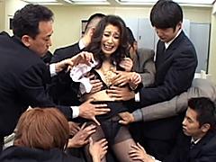 【エロ動画】高慢女社長ハメ殺しのエロ画像