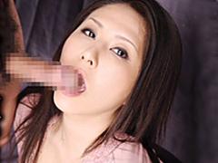 【エロ動画】熟女の手を使わない尺八 Vol.2のエロ画像