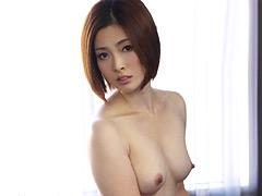 【エロ動画】名古屋で見つけた淫乱妻がAV出演 本庄優花のエロ画像