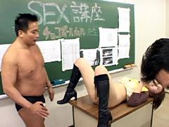 【エロ動画】プロが教える裏SEX講座 -弾-のエロ画像